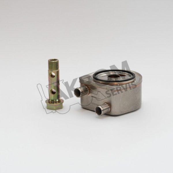 02201118 JCB Chladič motorového oleja