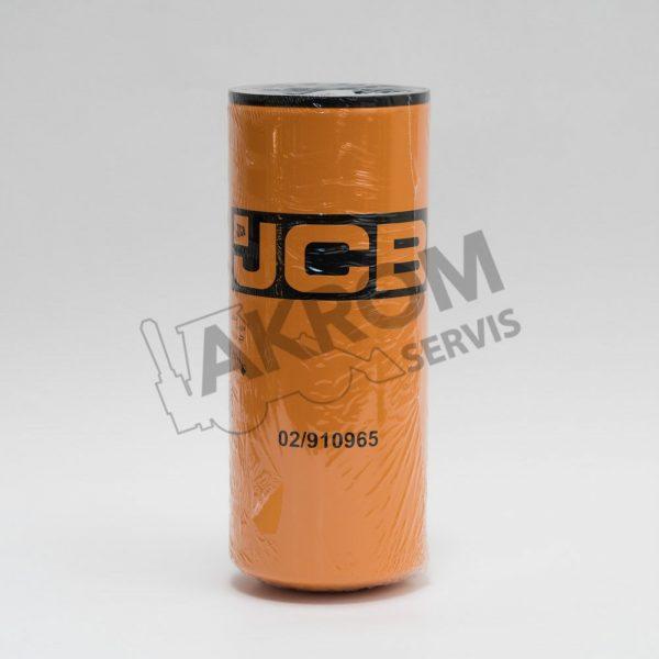 02910965 JCB filter motorový