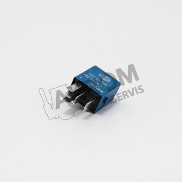 JCB Mikrorelé 5-pinové