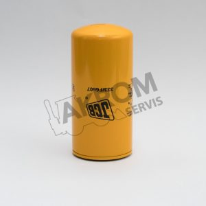 333F6607 JCB filter palivový