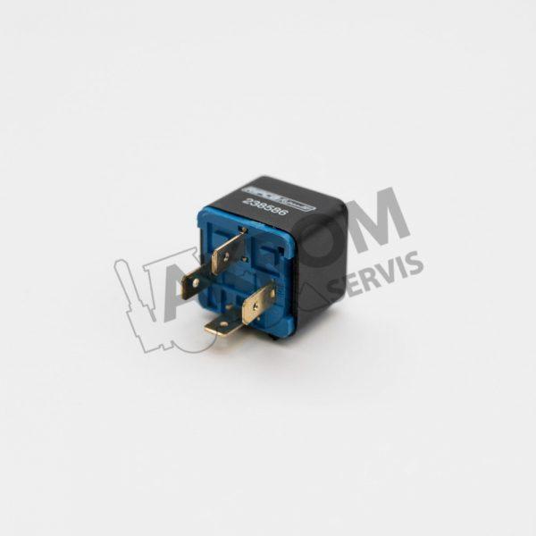 JCB Mikrorelé 24 V 4-pinové