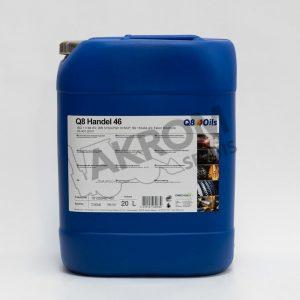 Olej hydraulický Q8 Handel 46