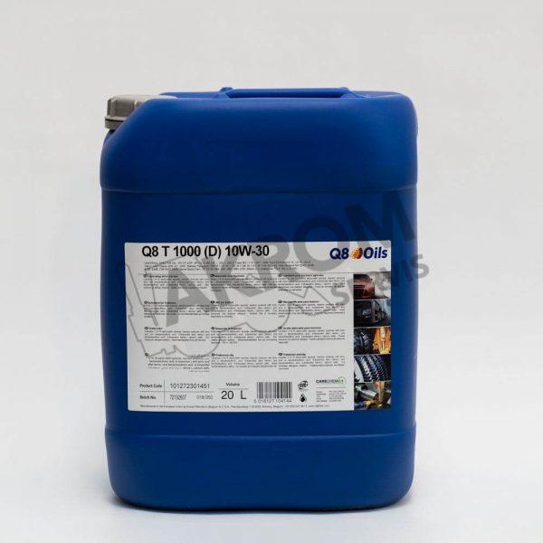 Olej univerzálny Q8 T1000 10W30