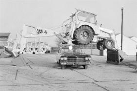 História strojov JCB
